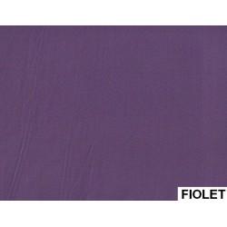 Prześcieradło Satynowe Fioletowe ANDROPOL rozmiar 160x210 cm