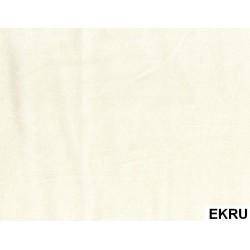 Prześcieradło Satynowe Ecru ANDROPOL rozmiar 200x220 cm