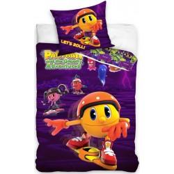 Pościel dziecięca Pac Man 192 CARBOTEX rozmiar 160x200 cm