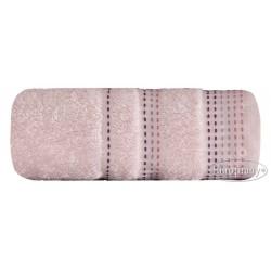 Ręcznik frotte Pola Różowy EUROFIRANY rozmiar 50x90 cm