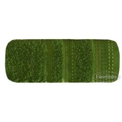 Ręcznik frotte Pola Zielony EUROFIRANY rozmiar 50x90 cm