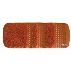 Ręcznik frotte Pola Pomarańczowy EUROFIRANY rozmiar 50x90 cm
