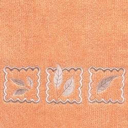 Ręcznik Frotte Gracja Pomarańczowy GRENO rozmiar 30x50 cm