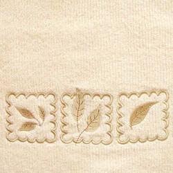 Ręcznik Frotte Gracja Kremowy GRENO rozmiar 30x50 cm