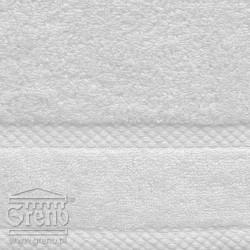 Ręcznik Wellness Biały GRENO rozmiar 100x150 cm