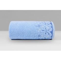 Ręcznik Bella Błękitny GRENO rozmiar 30x50 cm