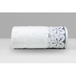 Ręcznik Bella Biały GRENO rozmiar 30x50 cm