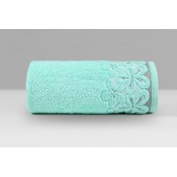 Ręcznik Bella Miętowy GRENO rozmiar 30x50 cm