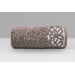 Ręcznik Bella Czekoladowy GRENO rozmiar 30x50 cm
