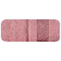 Ręcznik frotte Sylwia Pudrowy EUROFIRANY rozmiar 70x140 cm