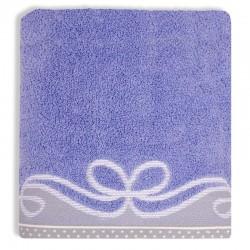 Ręcznik Frotte Arco Popielaty GRENO rozmiar 70x140 cm
