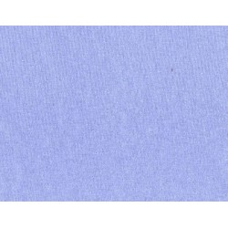 Prześcieradło Jersey z gumką Błękitne rozmiar 180x200 cm