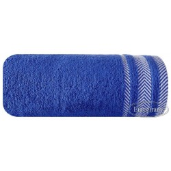 Ręcznik frotte Mona chabrowy EUROFIRANY rozmiar 30x50 cm