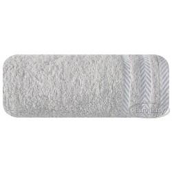 Ręcznik frotte Mona popielaty EUROFIRANY rozmiar 70x140 cm