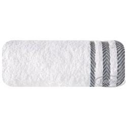 Ręcznik frotte Mona biały EUROFIRANY rozmiar 70x140 cm