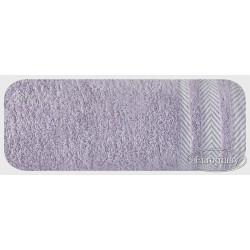 Ręcznik frotte Mona fioletowy jasny EUROFIRANY rozmiar 70x140 cm