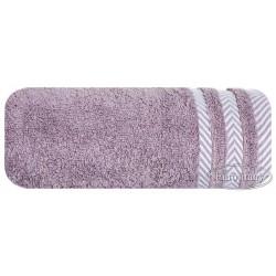 Ręcznik frotte Mona wrzosowy EUROFIRANY rozmiar 100x150 cm