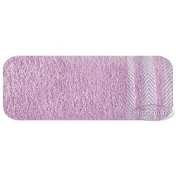 Ręcznik frotte Mona fioletowy EUROFIRANY rozmiar 100x150 cm