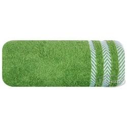 Ręcznik frotte Mona zielony EUROFIRANY rozmiar 100x150 cm