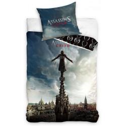 Pościel Assassins Creed 163018 CARBOTEX rozmiar 160x200 cm