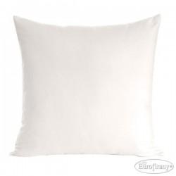 Poszewka satynowa jednobarwna biała EUROFIRANY rozmiar 40x40 cm