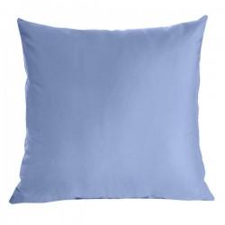 Poszewka satynowa jednobarwna niebieska EUROFIRANY rozmiar 40x40 cm
