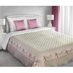 Narzuta Dekoracyjna Grace 01 jasnobeżowo różowa EUROFIRANY rozmiar 170x210 cm