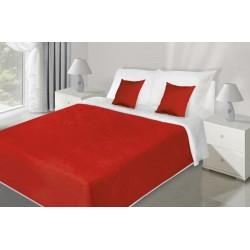 Narzuta Dekoracyjna Maya 04 czerwona biała EUROFIRANY rozmiar 170x210 cm