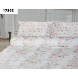 Posciel Satynowa ANDROPOL 17392 rozmiar 160x200