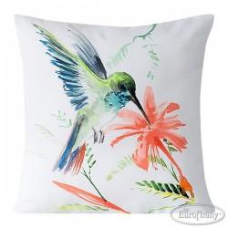 Poszewka dekoracyjna Bird 6 Ptaszek Pastele EUROFIRANY rozmiar 40x40 cm