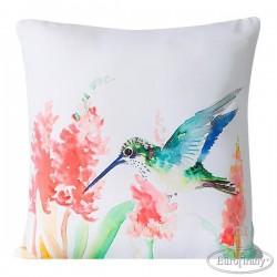 Poszewka dekoracyjna Bird 8 Ptaszek Pastele EUROFIRANY rozmiar 40x40 cm