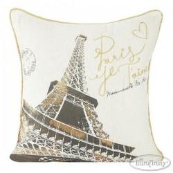 Poszewka dekoracyjna City 36 Paris Paryż EUROFIRANY rozmiar 40x40 cm