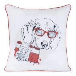 Poszewka dekoracyjna Dog 3 Piesek EUROFIRANY rozmiar 40x40 cm
