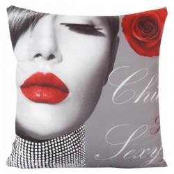 Poszewka dekoracyjna Kiss 1-2 EUROFIRANY rozmiar 40x40 cm