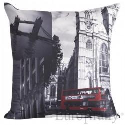 Poszewka dekoracyjna London Londyn/3 EUROFIRANY rozmiar 40x40 cm
