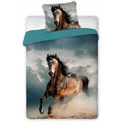 Pościel Koń w galopie 8286 FARO rozmiar 160x200 cm