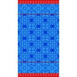 Ręcznik Plażowy Ibiza 03 DETEXPOL rozmiar 90x160 cm