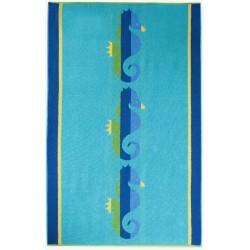 Ręcznik Plażowy 8141/1 ZWOLTEX rozmiar 100x160 cm