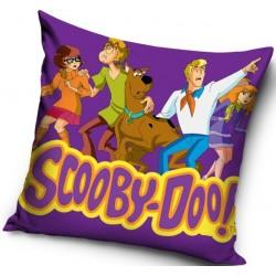 Poszewka dziecięca Scooby Doo SD8009 CARBOTEX rozmiar 40x40 cm
