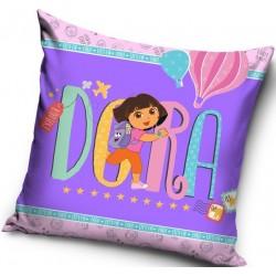 Poszewka dziecięca Dora 016 CARBOTEX rozmiar 40x40 cm