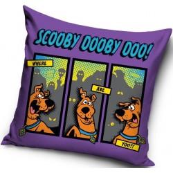 Poszewka dziecięca Scooby Doo 008 CARBOTEX rozmiar 40x40 cm