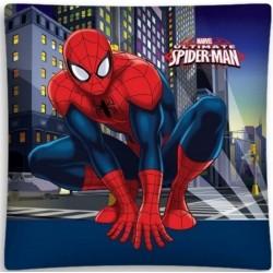 Poszewka dziecięca Spiderman 008 DETEXPOL rozmiar 40x40 cm
