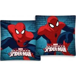 Poszewka dziecięca Spiderman 356 DETEXPOL rozmiar 40x40 cm