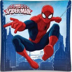 Poszewka dziecięca Spiderman 02 DETEXPOL rozmiar 40x40 cm