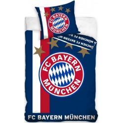 Pościel Bayern Monachium 292 CARBOTEX rozmiar 160x200 cm