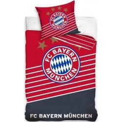 Pościel Bayern Monachium 285 CARBOTEX rozmiar 160x200 cm