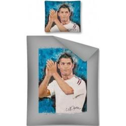 Pościel Christiano Ronaldo 754 DETEXPOL rozmiar 160x200 cm