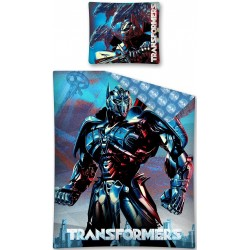 Pościel Transformers 967 DETEXPOL rozmiar 160x200 cm