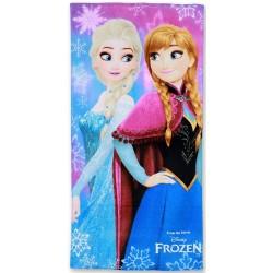 Ręcznik Kraina Lodu Frozen 085 SETINO rozmiar 70x140 cm