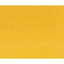 Prześcieradło dziecięce jersey z gumką 60x120 żółte 005